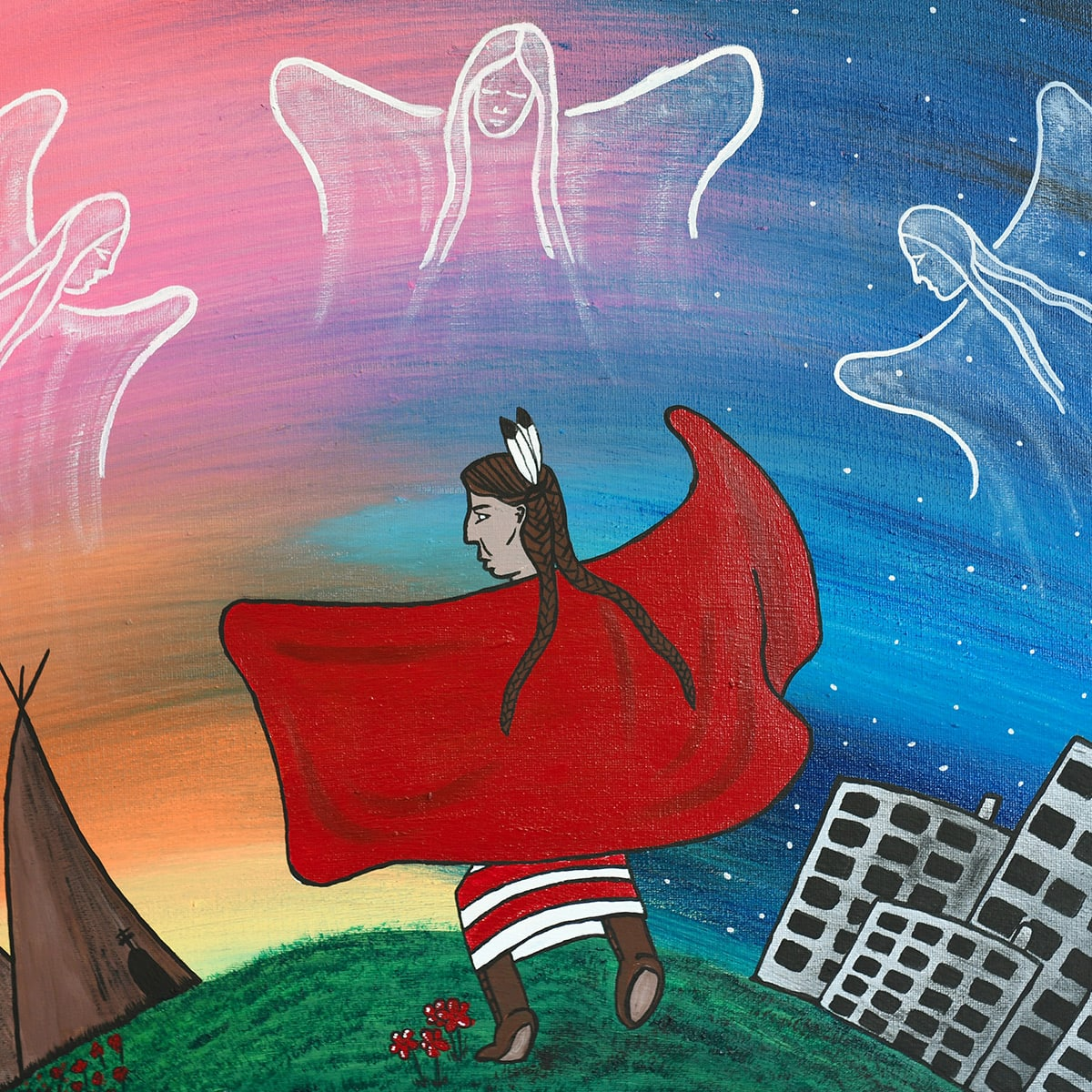 Art by Kayla M Lewis